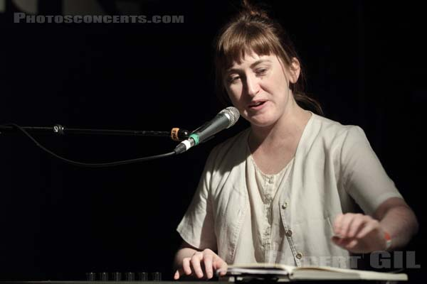 LIZ GREEN - 2014-04-19 - PARIS - Point Ephemere